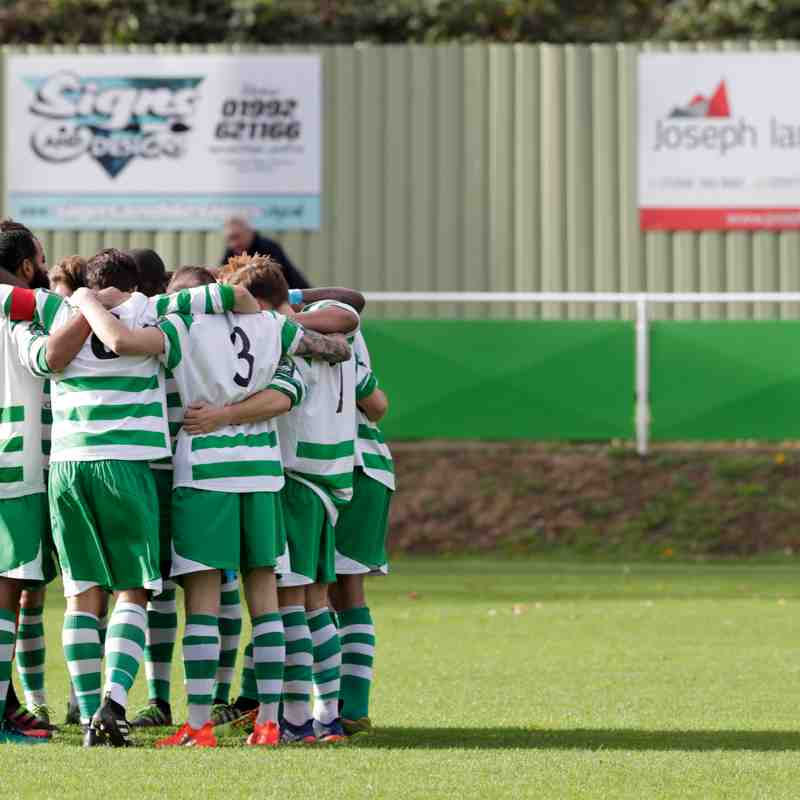 Waltham Abbey v Barking 21 Oct 2017