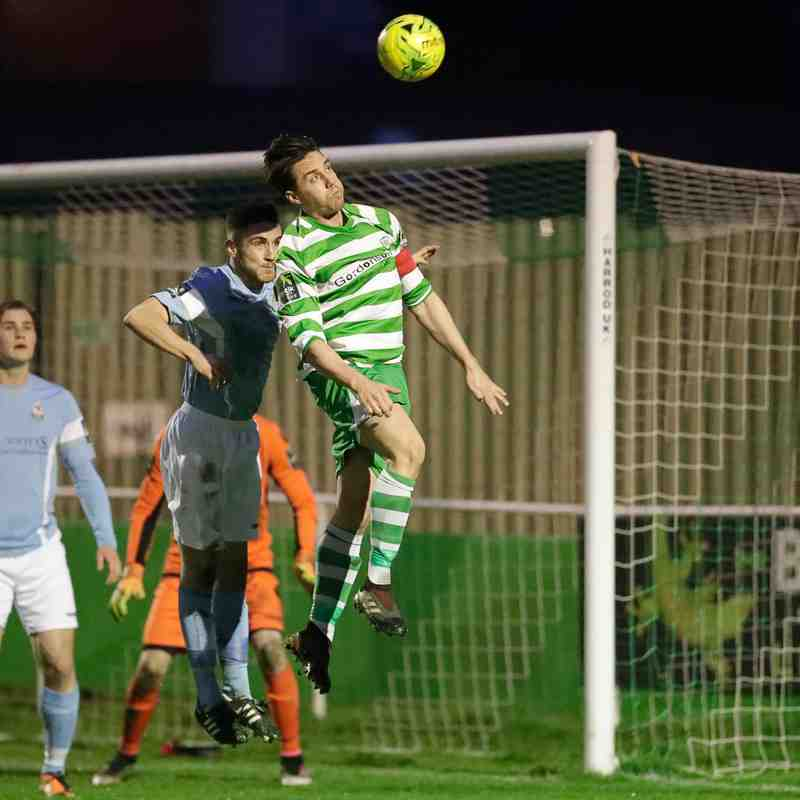 Waltham Abbey v Brentwood Town 12 April 2018