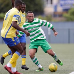 Haringey v Waltham Abbey  Friendly 28 July