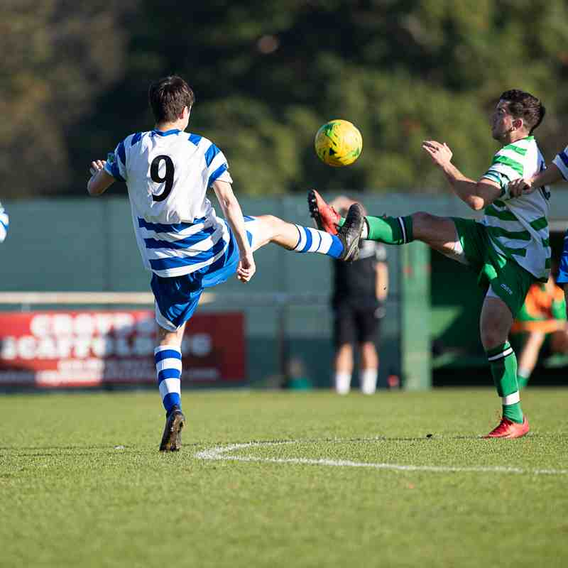 Chipstead Surrey v Waltham Abbey 20 Oct