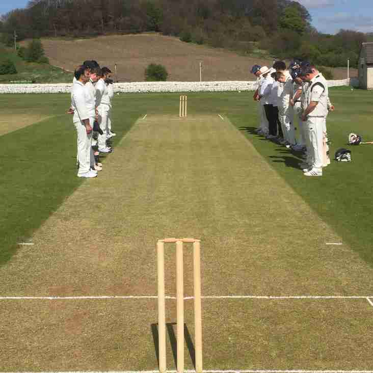 Rawdon 3rd XI carry on from where they left off