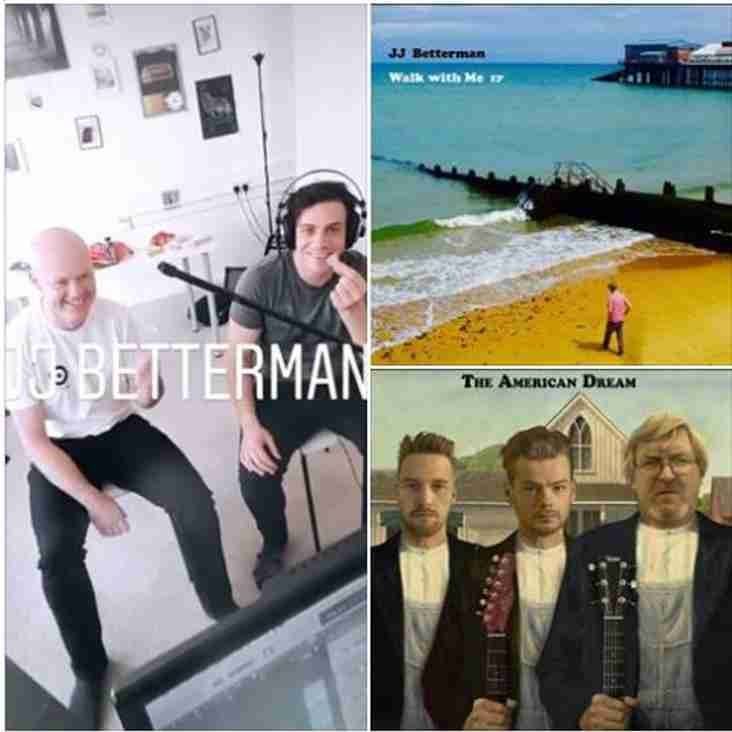 LIVE MUSIC: JJ Betterman and The American Dream - Friday 30th November