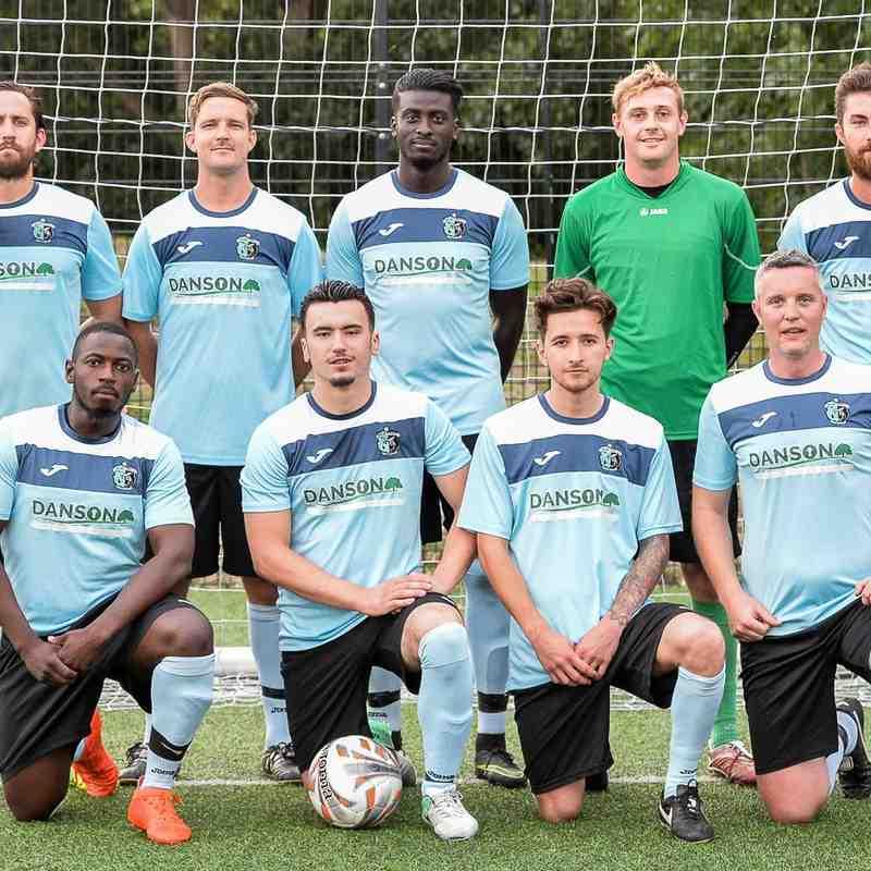 Welling Town 0-2 Welling United XI - 06/07/2017