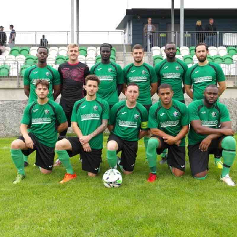Welling Town 1-2 VCD Athletic - 29/07/2017