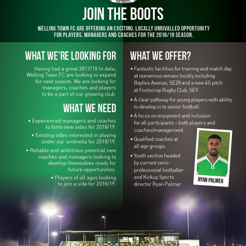 Opportunities for 2018/19