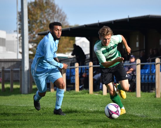 Meridian VP 1-1 Welling Town on 13/10/18