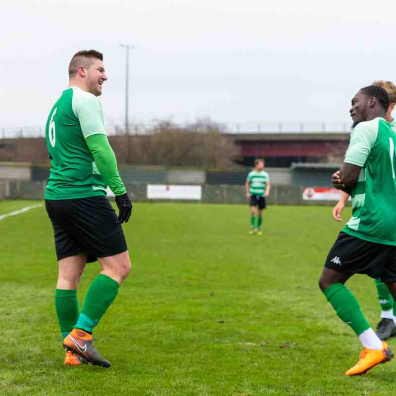19/1/19 - Welling Town 3-1 Sporting Club Thamesmead