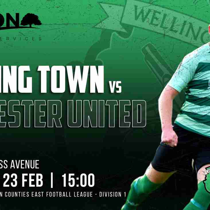 PREVIEW - Welling Town v Rochester United