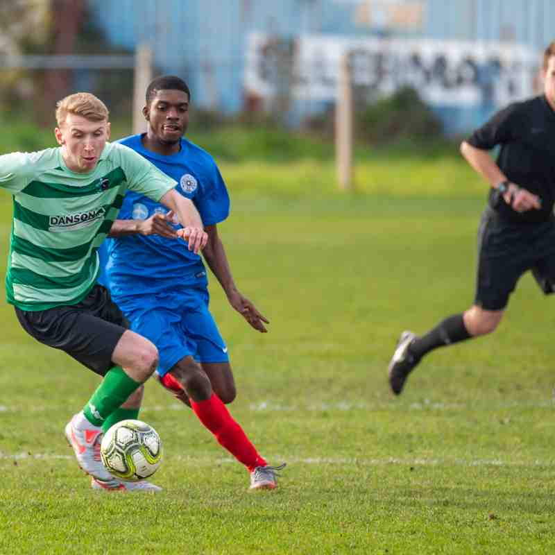 2/3/19 - Bridon Ropes 4-2 Welling Town