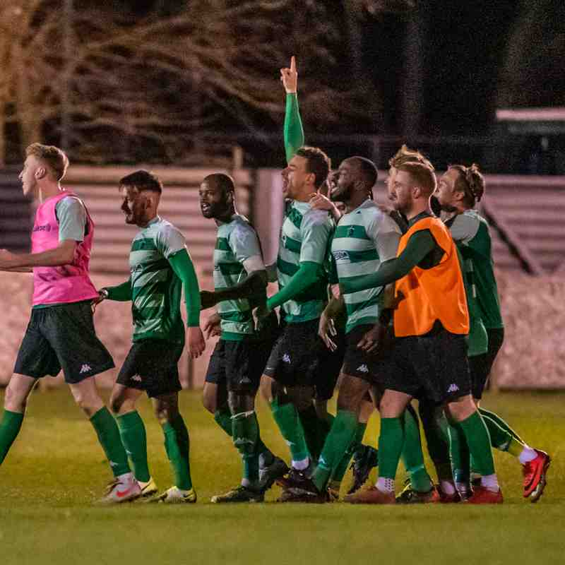 13/3/19 - Welling Town v Erith and Belvedere