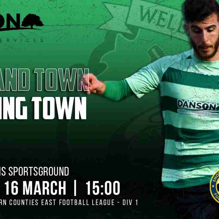 PREVIEW - Snodland Town v Welling Town