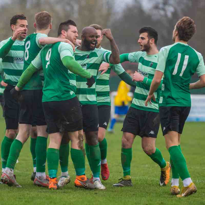 16/3/19 - Snodland Town v Welling Town