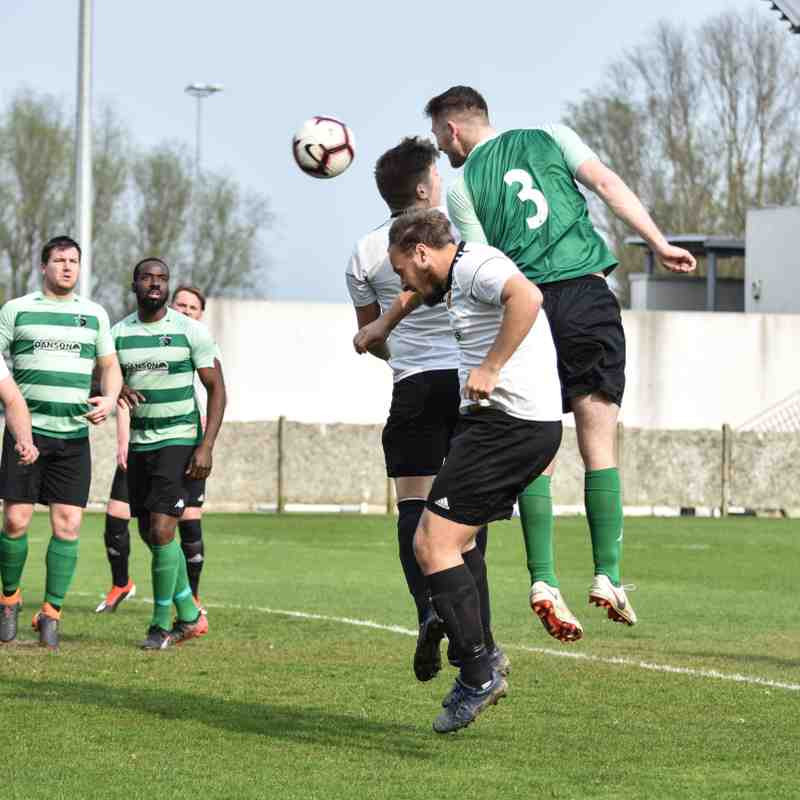 30/3/19 - Welling Town 0-0 Kennington