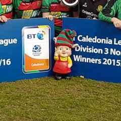 Highland Complete League Double
