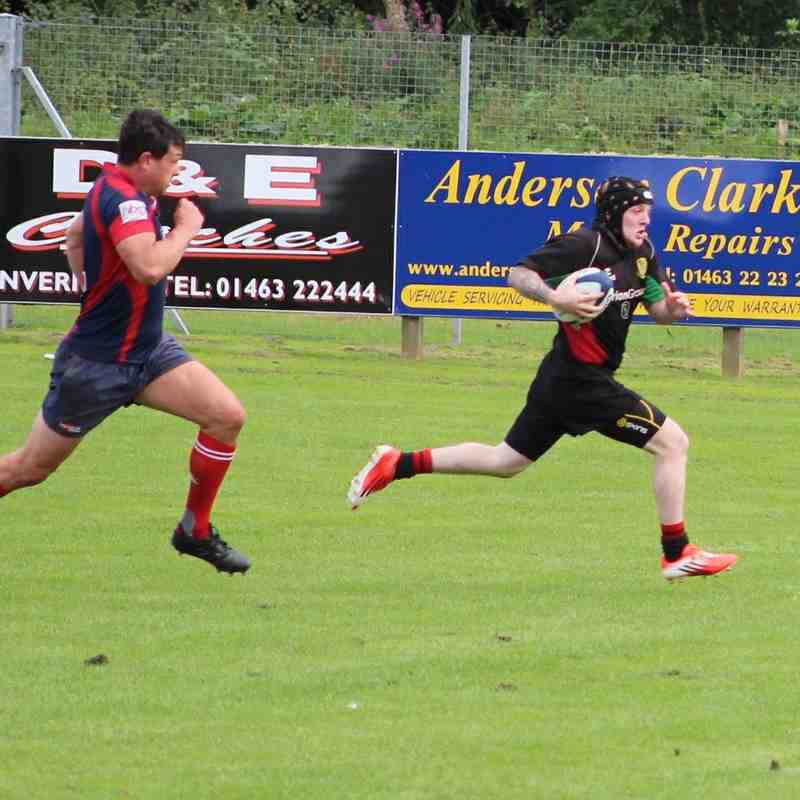 2nd XV v Ross Sutherland 03-09-2016