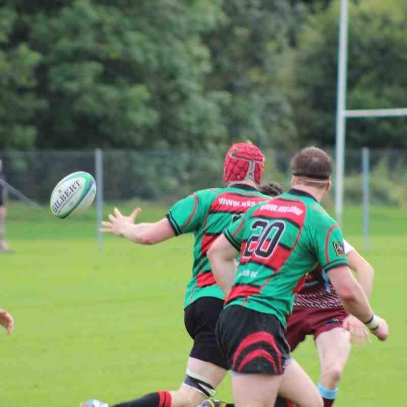1st XV v St Boswells 27-08-2016
