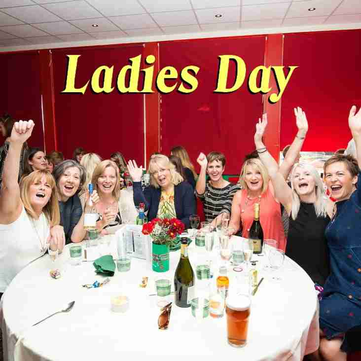 Coming Soon - Ladies Day