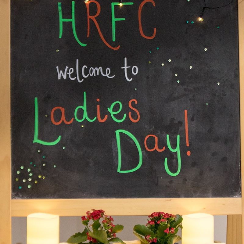 Ladies Day Thank You