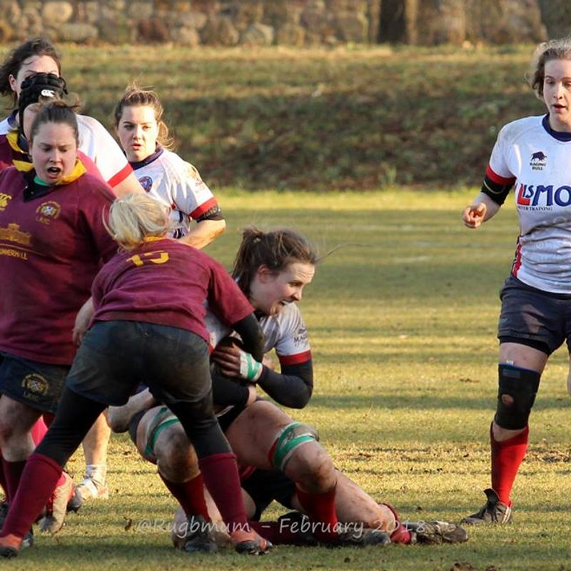 25-02-18 Lismore Ladies v RDVC (25-5)
