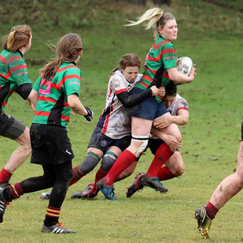 28-01-18 Lismore Ladis v Oban Lorne Ladies (0-25)