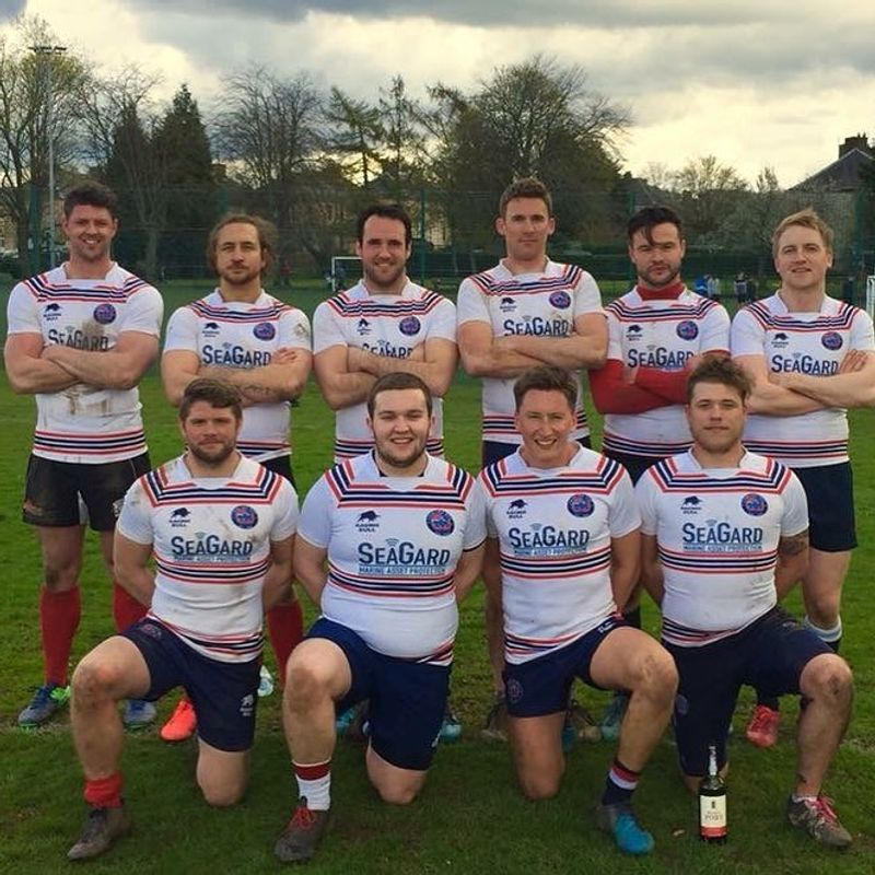 Lismore Men's Win Penicuik 7s Bowl Final