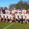 2nd XV lose to Leith Rugby Club 33 - 12