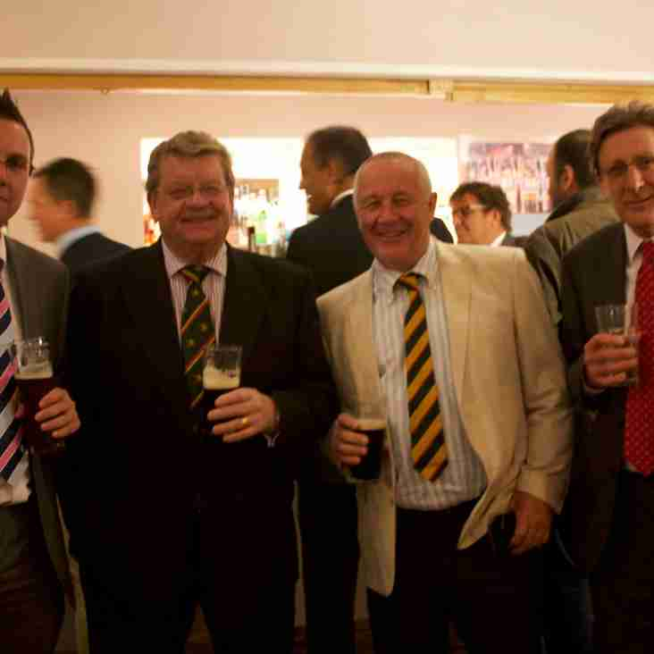 League Dinner 10th November 2017