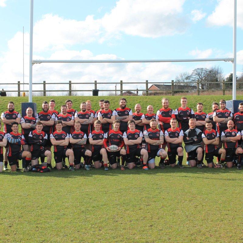 1st XV lose to East Retford 22 - 38
