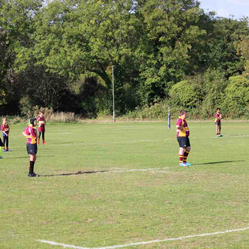 30 Sep 18_u13 v Teddington @ Heath