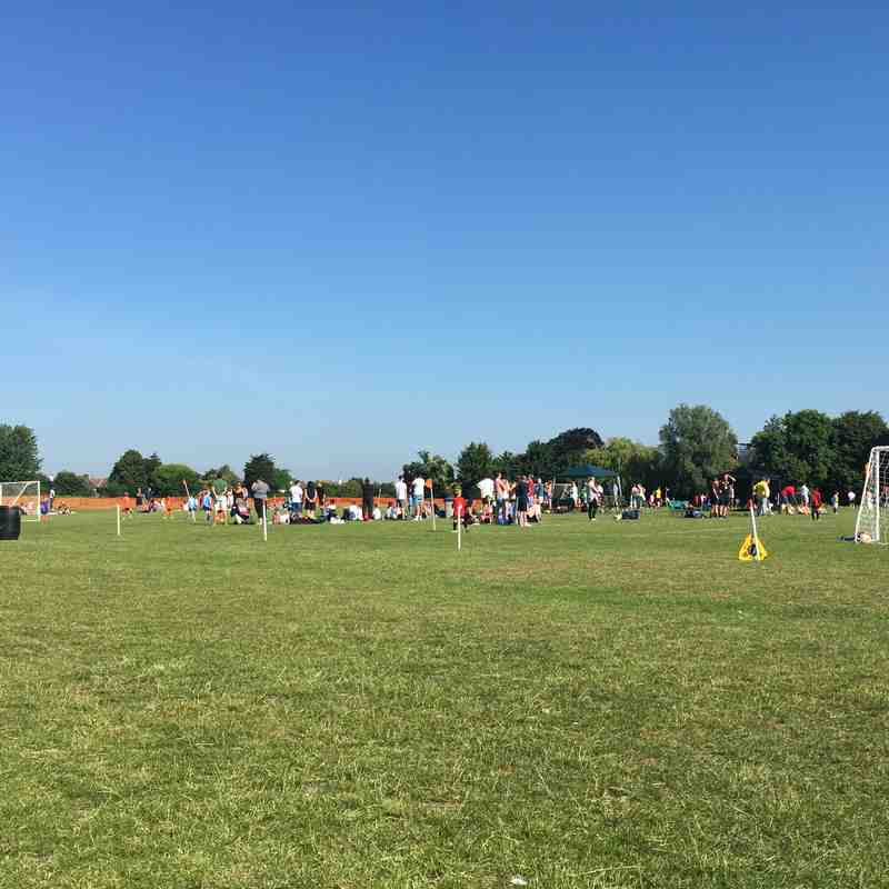 Summer Football Tournament 2017