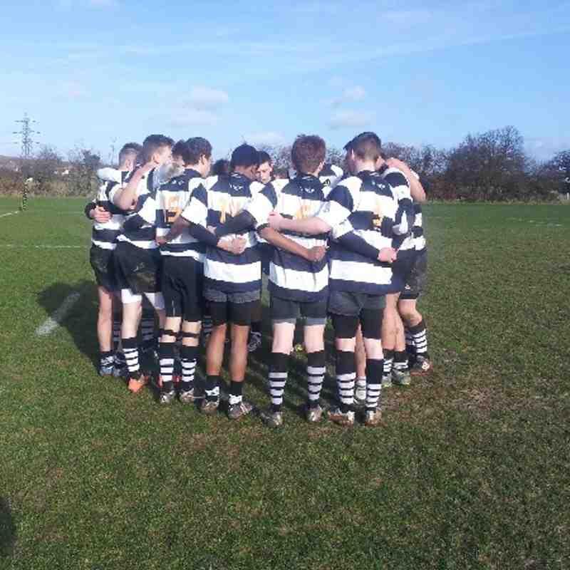 U15 v Warlingham 2014