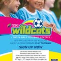 **NOW RUNNING EVERY THURS** Colchester United Wildcats Girls Coming To The Acorns
