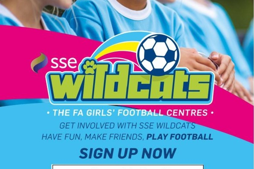 **NOW RUNNING** Colchester United Wildcats Girls Coming To The Acorns