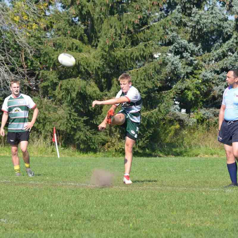 Fletcher's Field 7s Boys Sept 2018