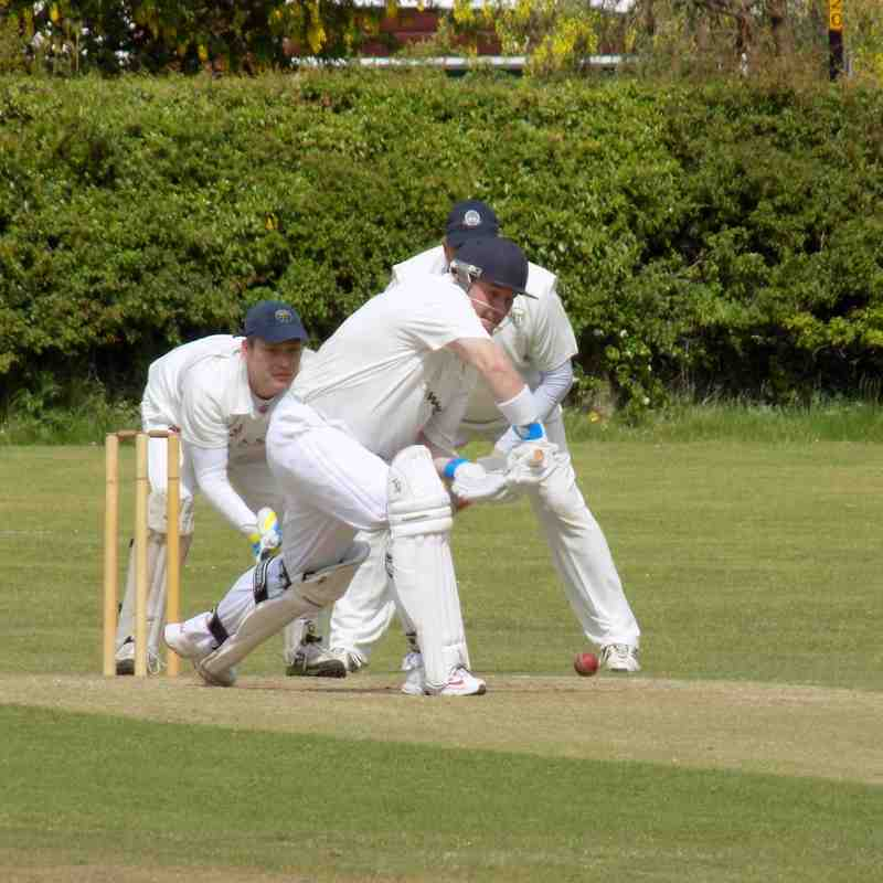 1st XI Cup v Knaresborough - 17.05.2015