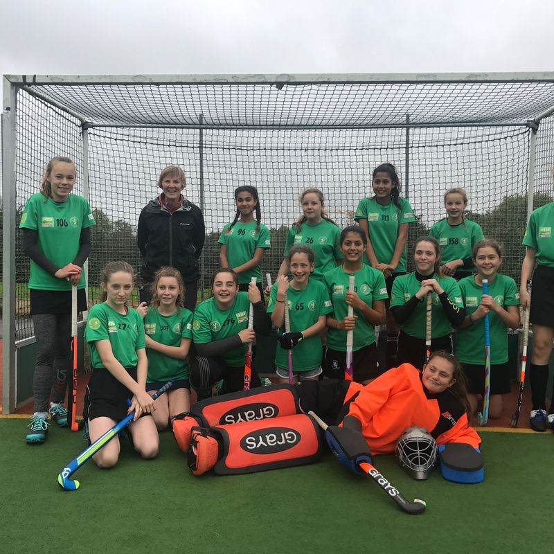 Chichester and Wallingford vs. Lewes Hockey Club