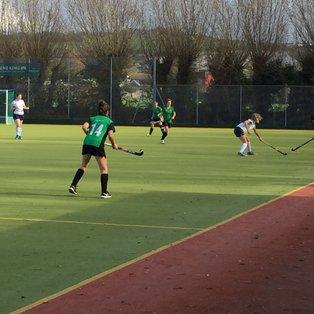 Lewes Ladies 4s Lose 1-4 against Chichester Ladies 3s