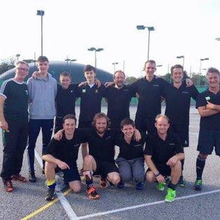 Lewes Men's 3s Win 3-1 against Lewes Men's 2s