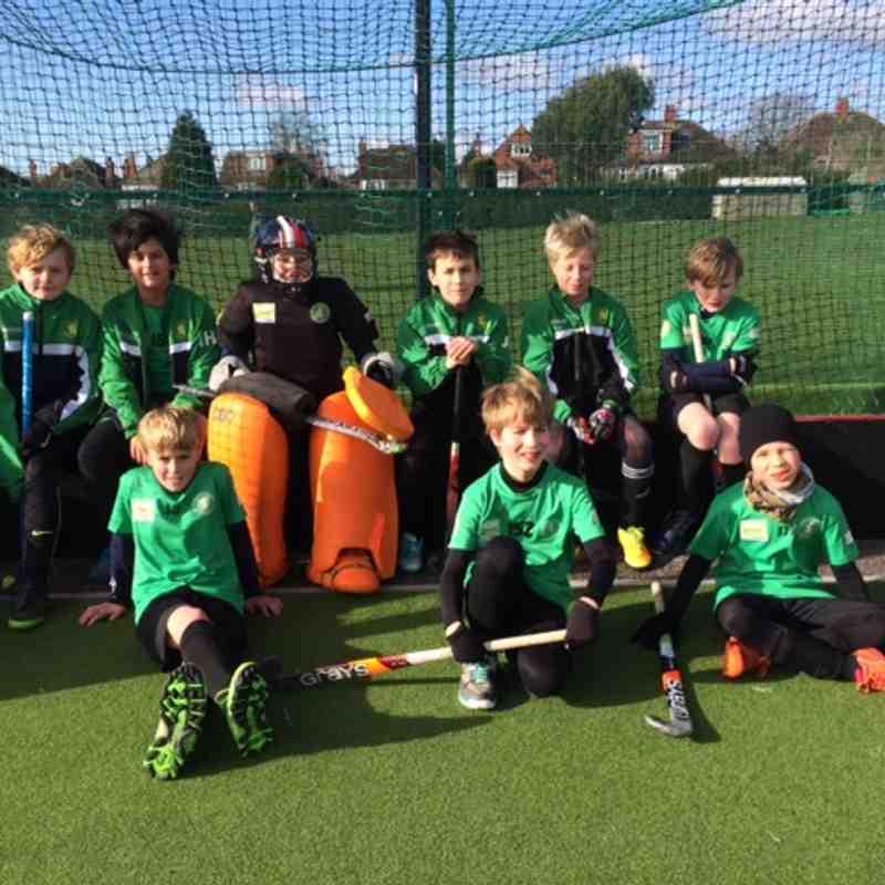Lewes Juniors 4th Feb 2017