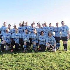 Falkirk Ladies 1xv