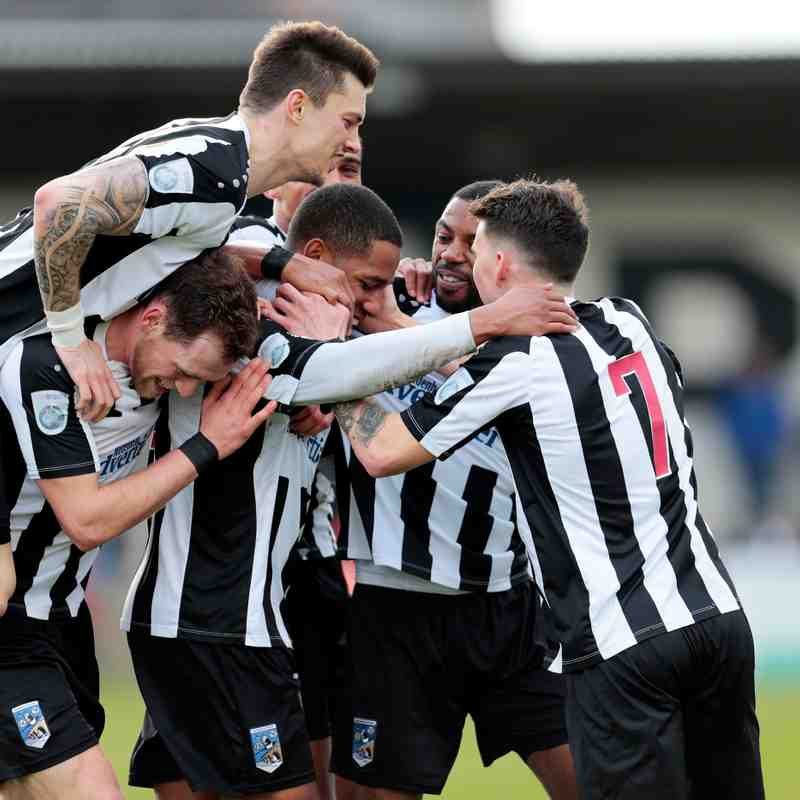 Maidenhead v Welling United 2016/2017 season (home)