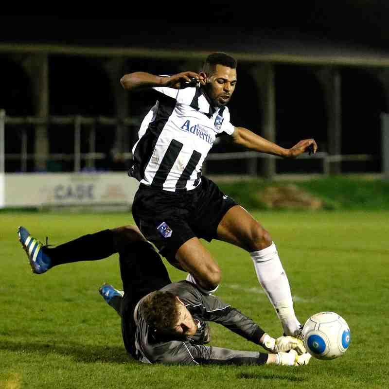 Maidenhead V Oxford City (home) 2016/2017 Season