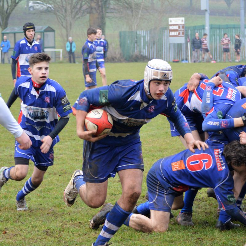 U15s Start The New Year With A Win