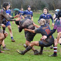 U15's Home to Tamworth 5th March 2017