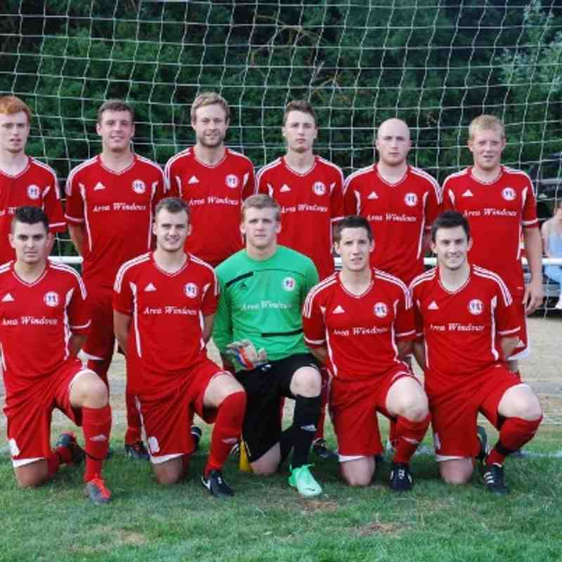 Fairford Town v Swindon Town Development XI
