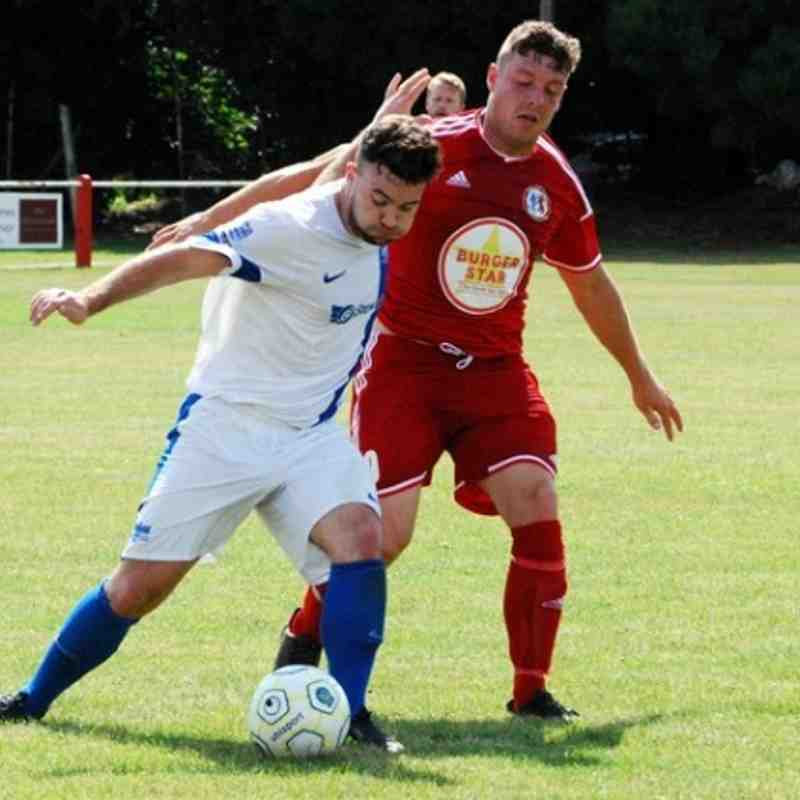 Pre-Season: Fairford Town v Binfield