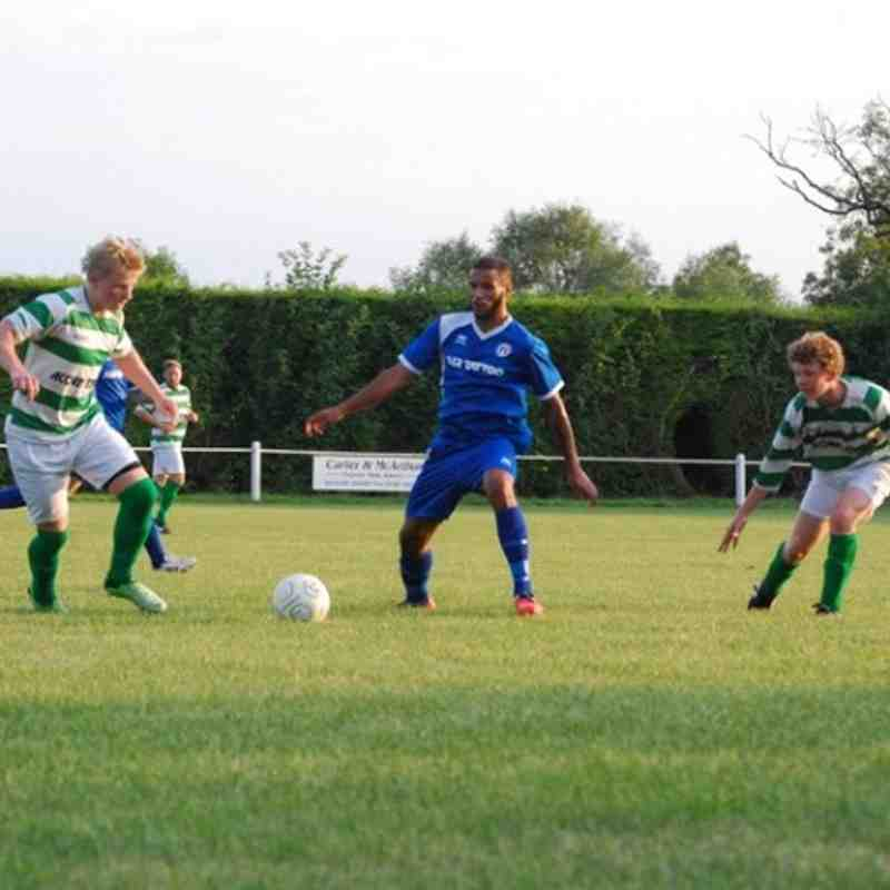 Pre-season: Wantage Town Reserves v Fairford Town