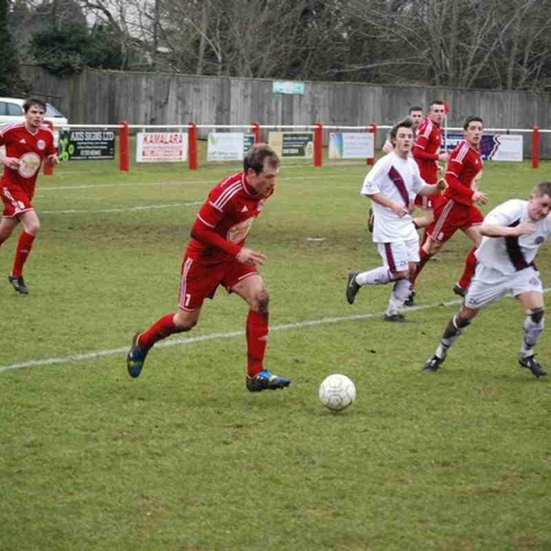 Fairford Town 0 Tuffley Rovers 1