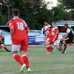 Fairford Town v Swindon Town U18s