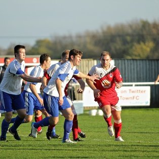 FA Vase run comes to an end